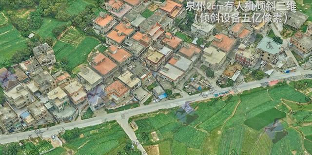 无人机倾斜摄影实景三维中国建设