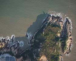 福建省海岸线无人机航摄成图——无人机航摄、系列比例尺DOM