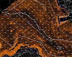 岱山县1:1000、1:500比例尺DOM制作及1:500比例尺DLG航测成图