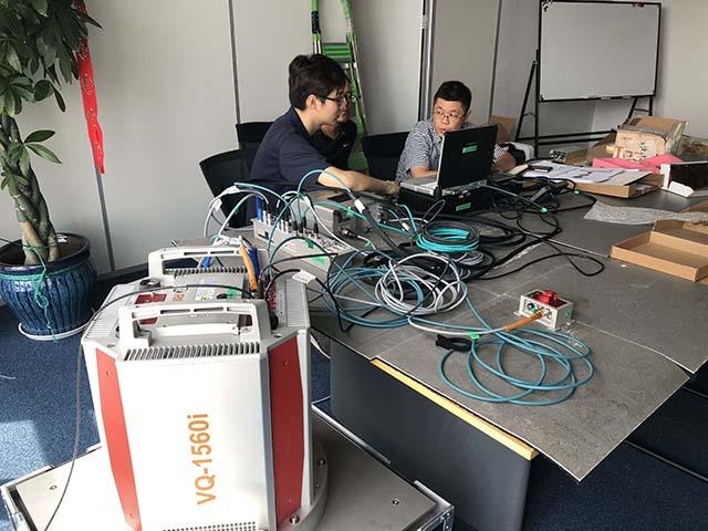 RIEGL VQ-1560i机载激光雷达测量系统操作使用培训