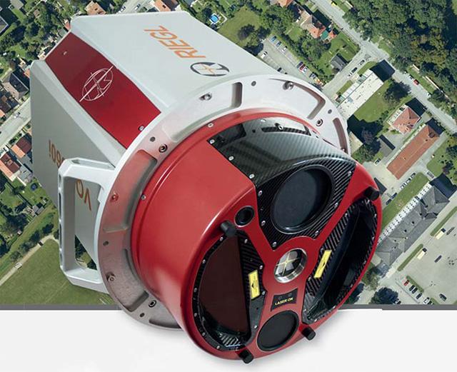 官宣!飞燕遥感再次引进RIEGL VQ-1560i机载激光雷达测量系统