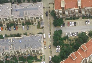 九原城区机载LiDAR航摄项目