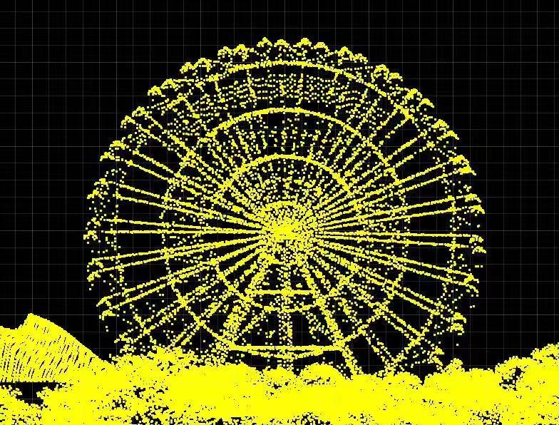 什么是激光雷达点云数据?