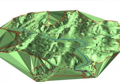 航空摄影测量技术在地形图测绘中的应用
