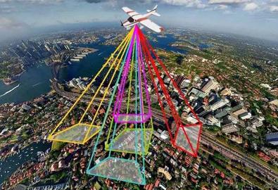 航空摄影测量为传统拆迁最佳测量方法