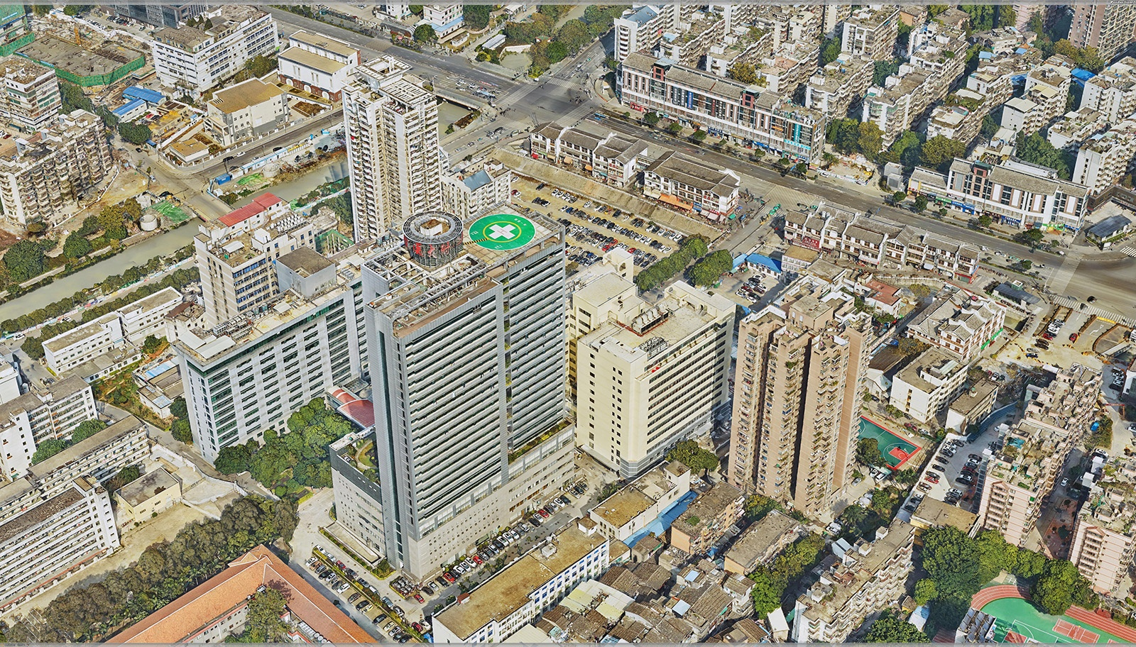 新型基础测绘中的实景三维中国建设
