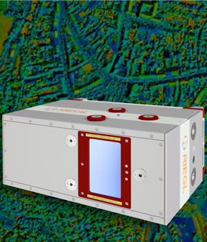 RIEGL VQ-780II 机载激光扫描仪