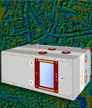 RIEGL VQ-780II 机载激光