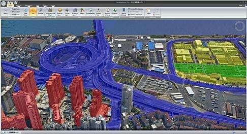 数字摄影测量技术在构建数字城市的应用