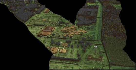 地面摄影测量在变形监测中的精度分析