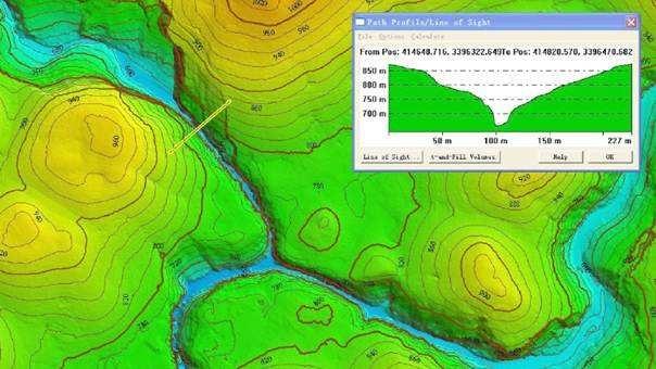 机载LIDAR点云数据等高线测绘新技术及其应用