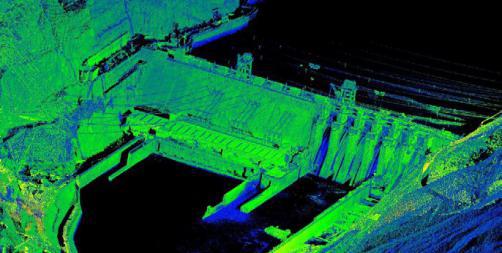 激光雷达测绘技术进行三维重建的方法