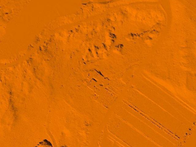 激光雷达航测技术效力高速公路勘测