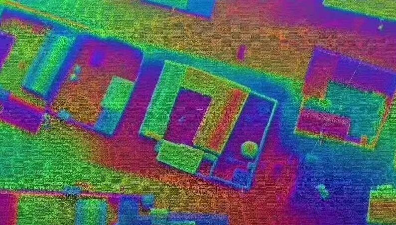 浅析倾斜摄影测量点云监督分类方法