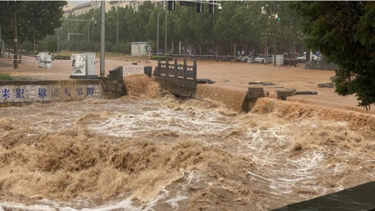 飞燕遥感积极响应地质灾害防御 助力防汛抗洪
