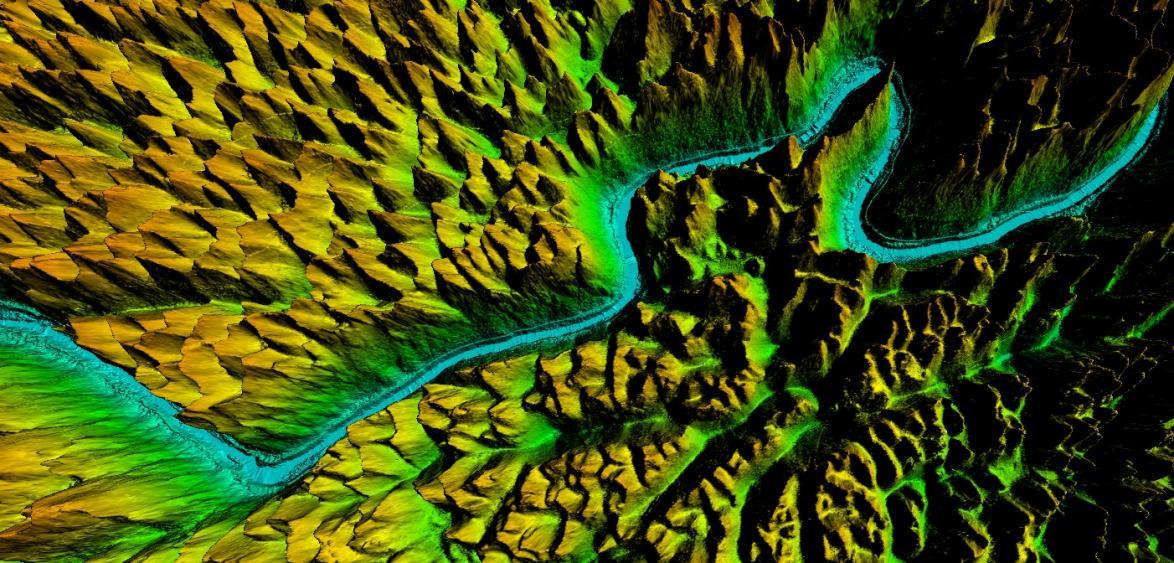 遥感技术在林业资源调查中的重要应用
